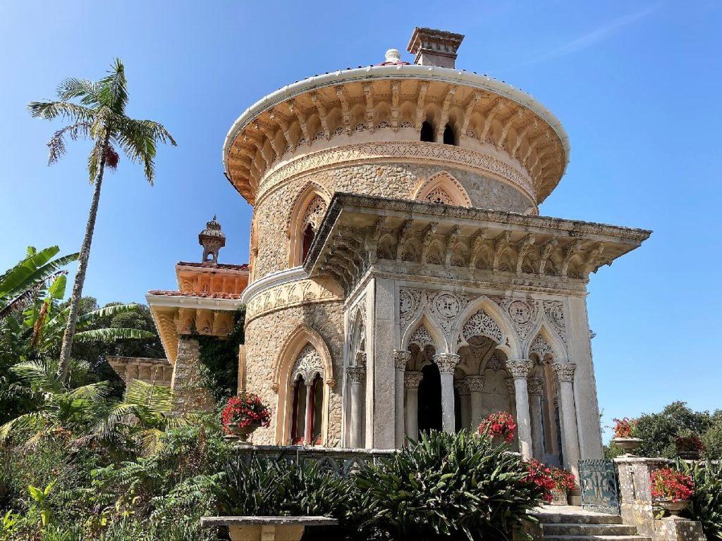 Monserrate Palast Sintra