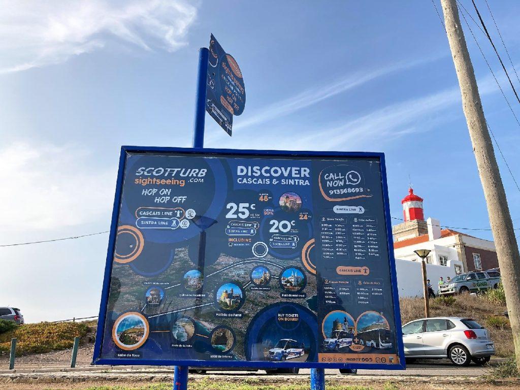 Tour zum Cabo da Roca