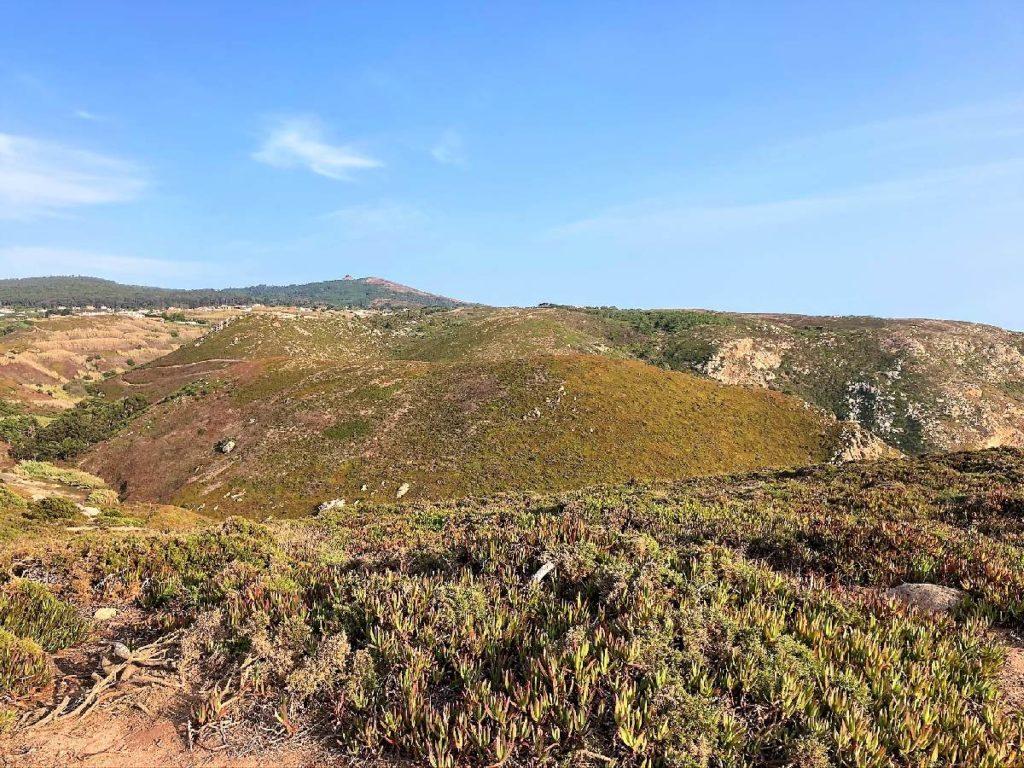 Landschaft Cabo da Roca