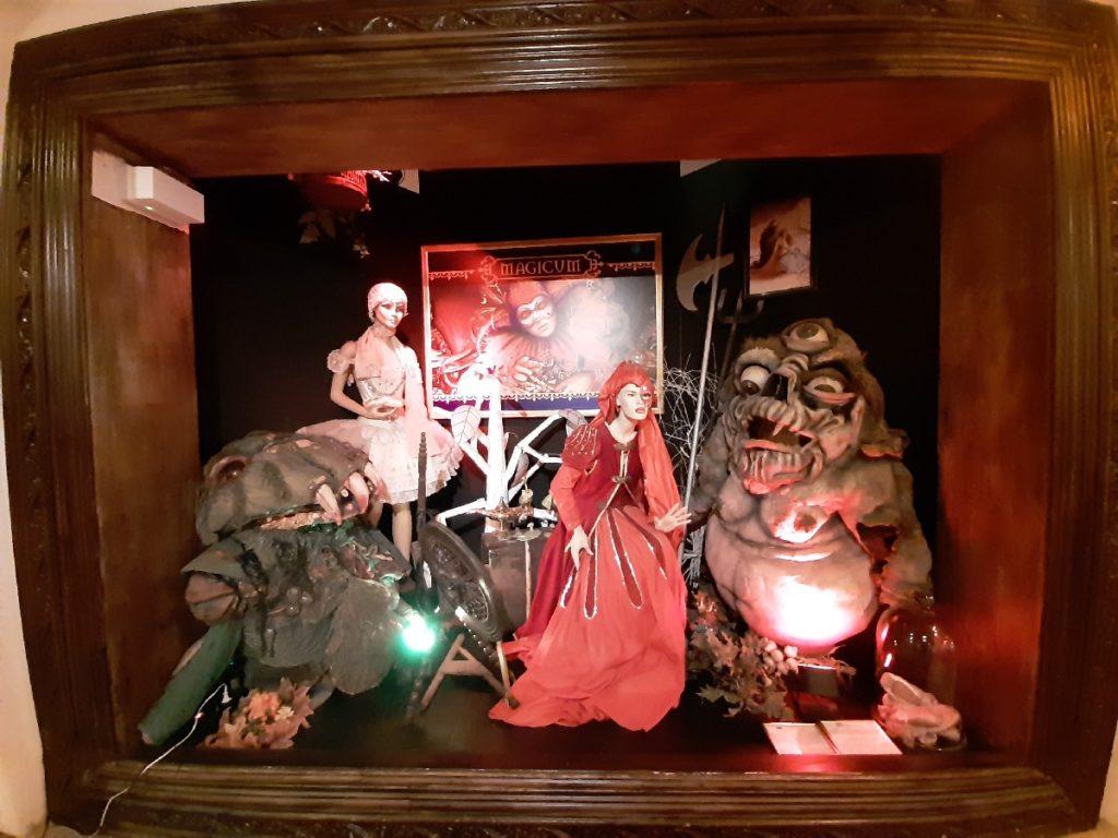 Symbolik und Aberglaube im Museum