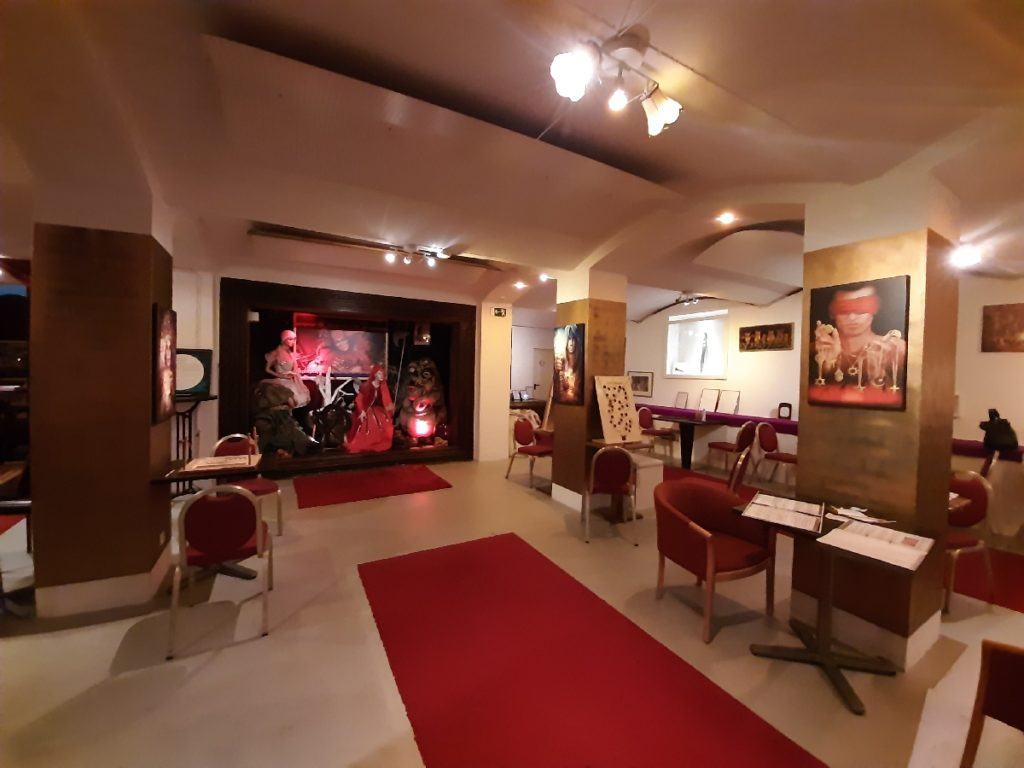 Ausstellung Magicum