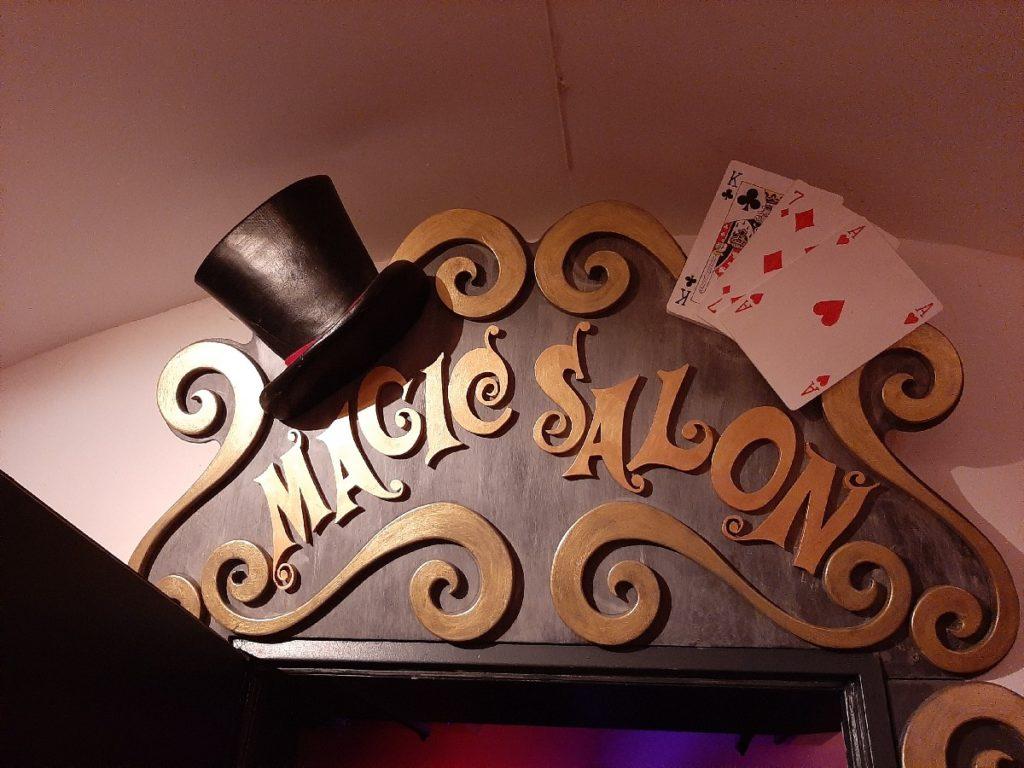 Zaubershow Magicum Berlin