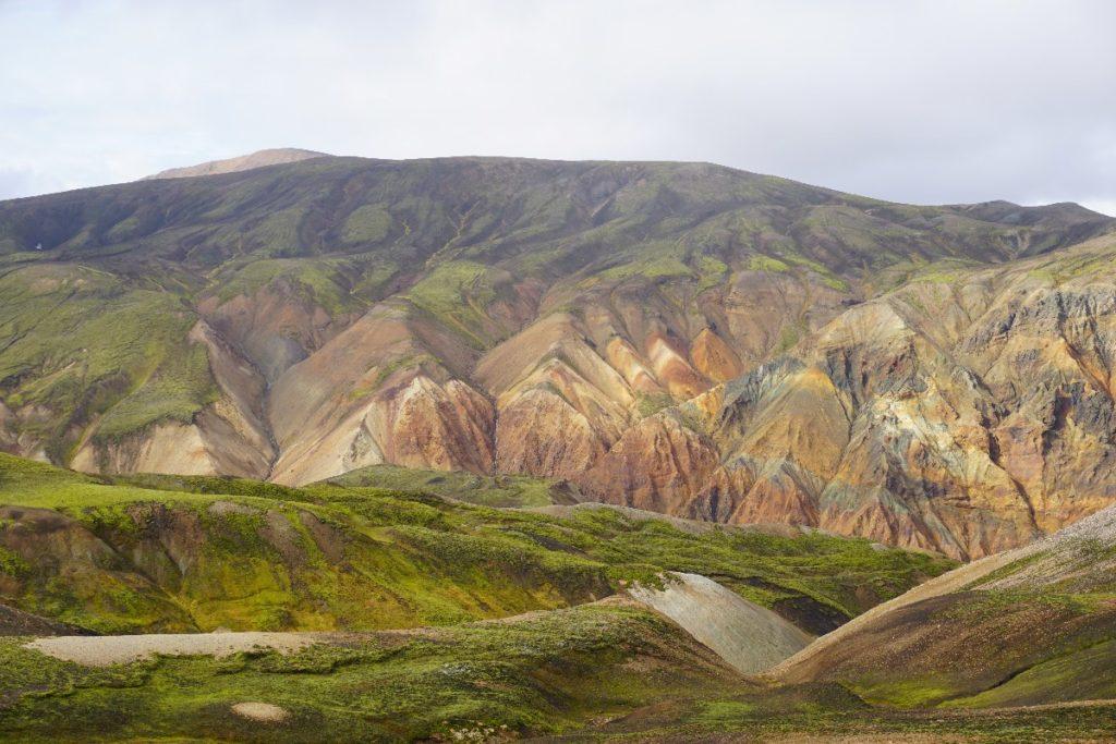 Natur pur in Island