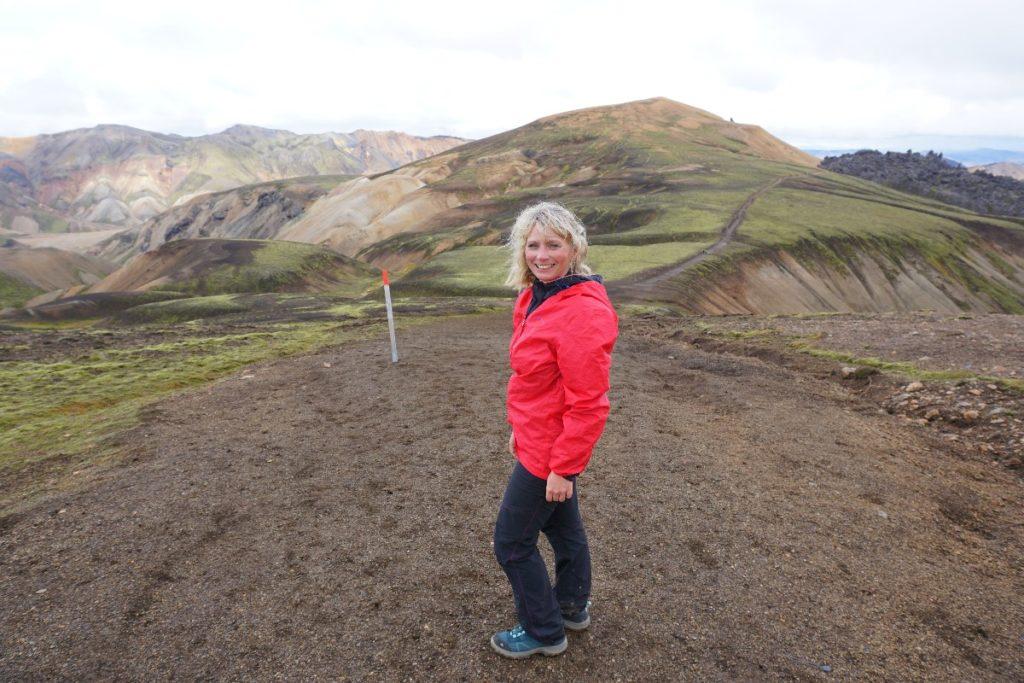 Landmannalaugar Island Wandergebiet