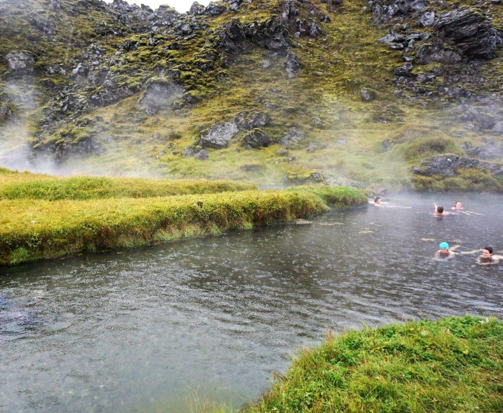 Fluss Landmannalaugar