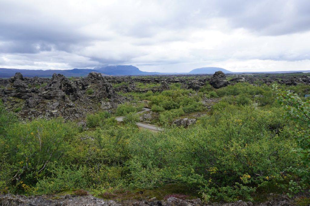Dimmuborgir - Myvatn Region