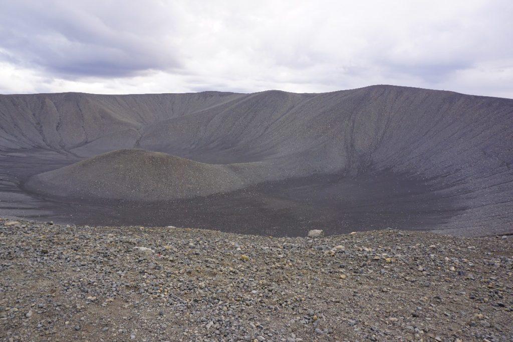 Hverfjall Myvatn Region