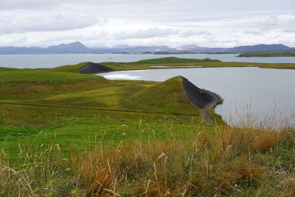 Skútustaðir Myvatn Region