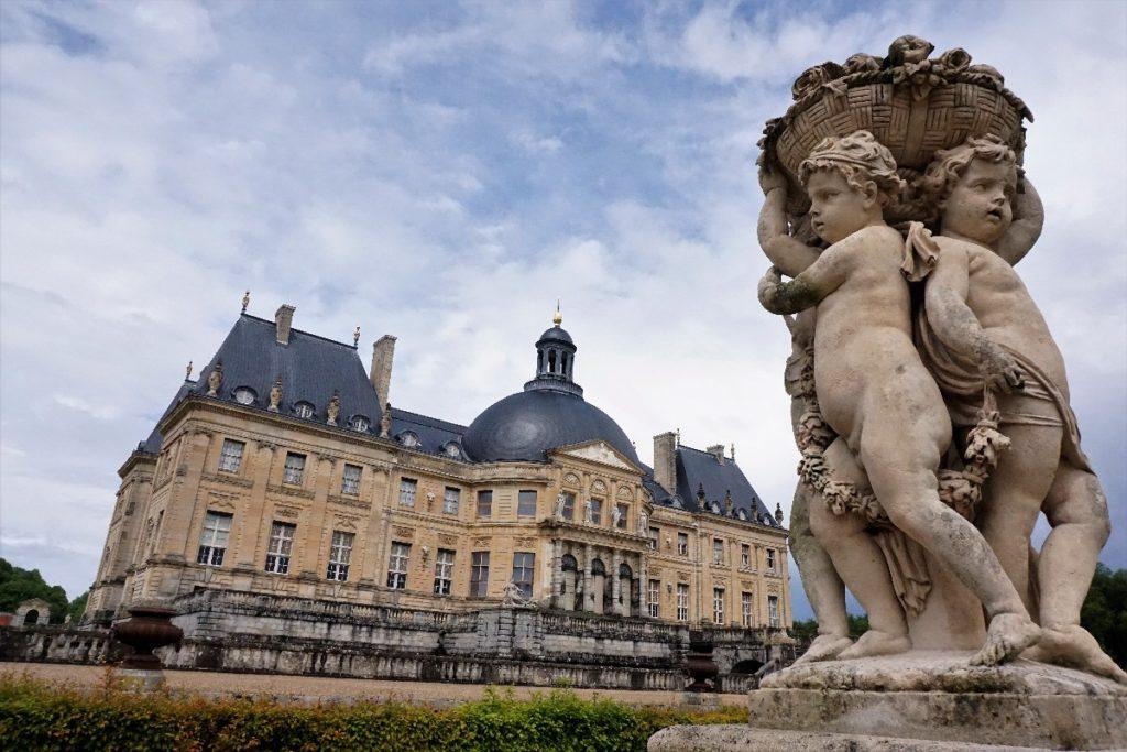 Schloss Vaux le Vicomte