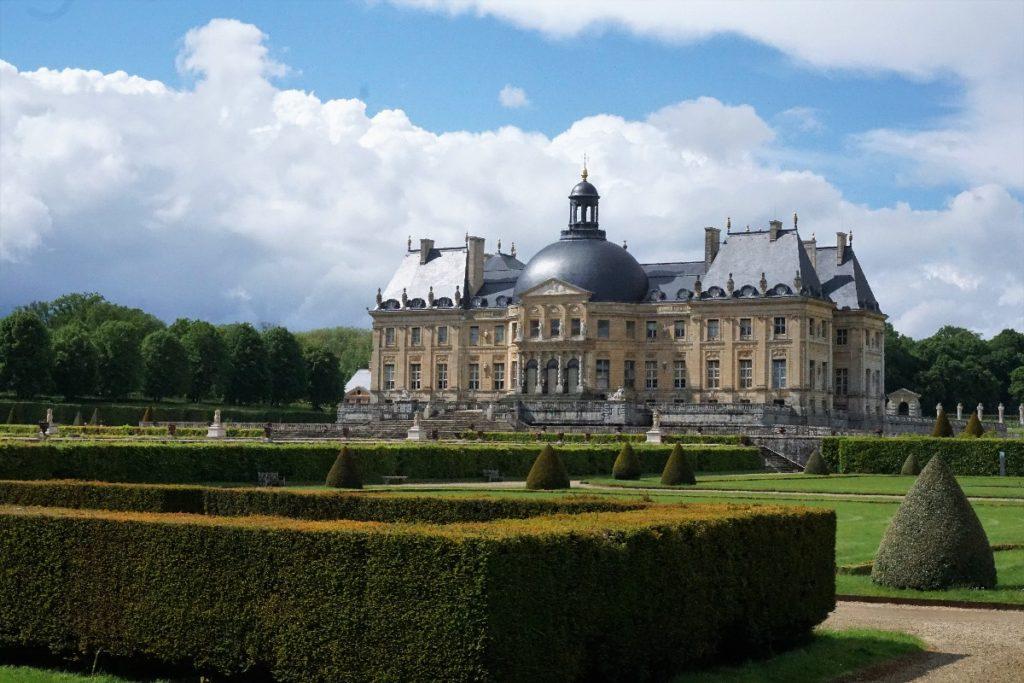 Schloss Vaux le Vicomte und Garten