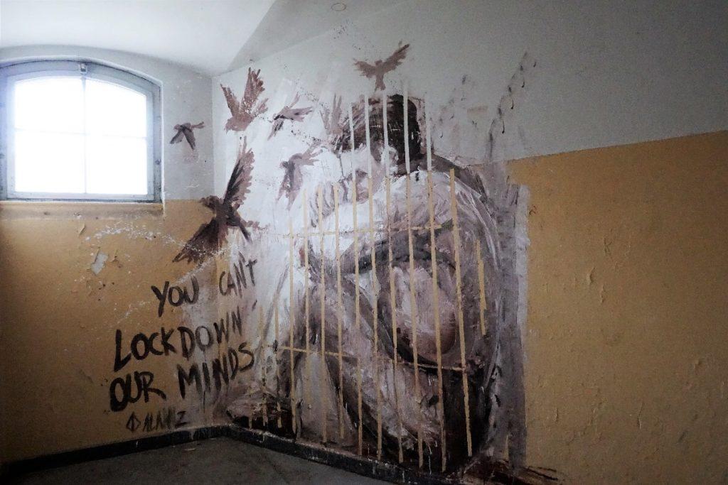 Kunst Gefängnis Köpenick