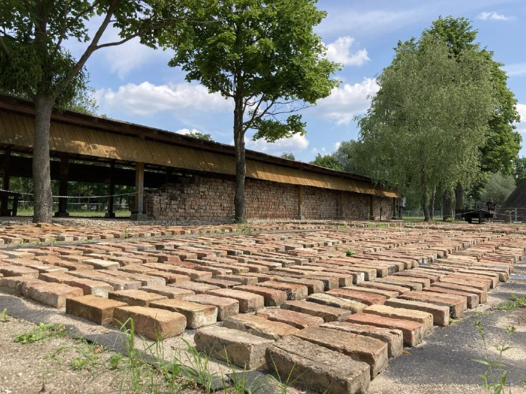 Ziegel, Ziegeleipark Mildenberg