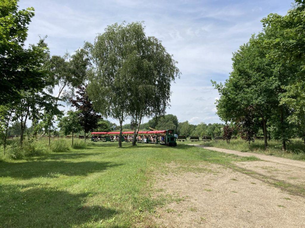 Ziegeleibahn, Ziegeleipark Mildenberg