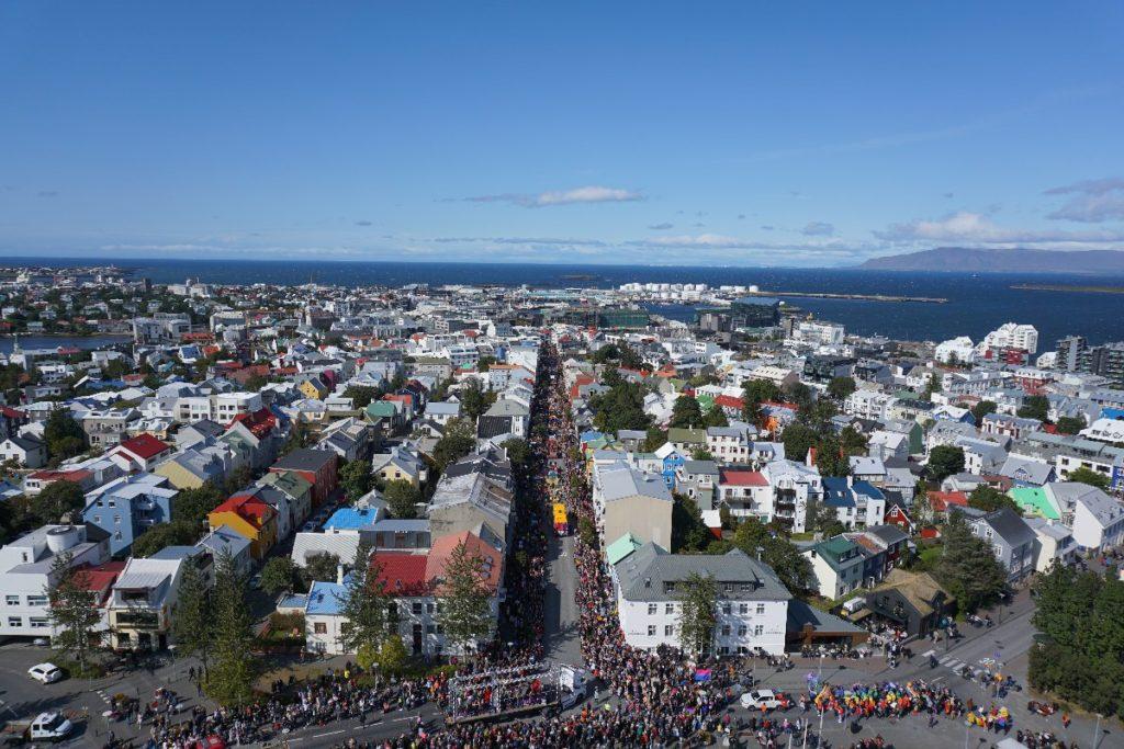 Reykjavik übernachten in Island