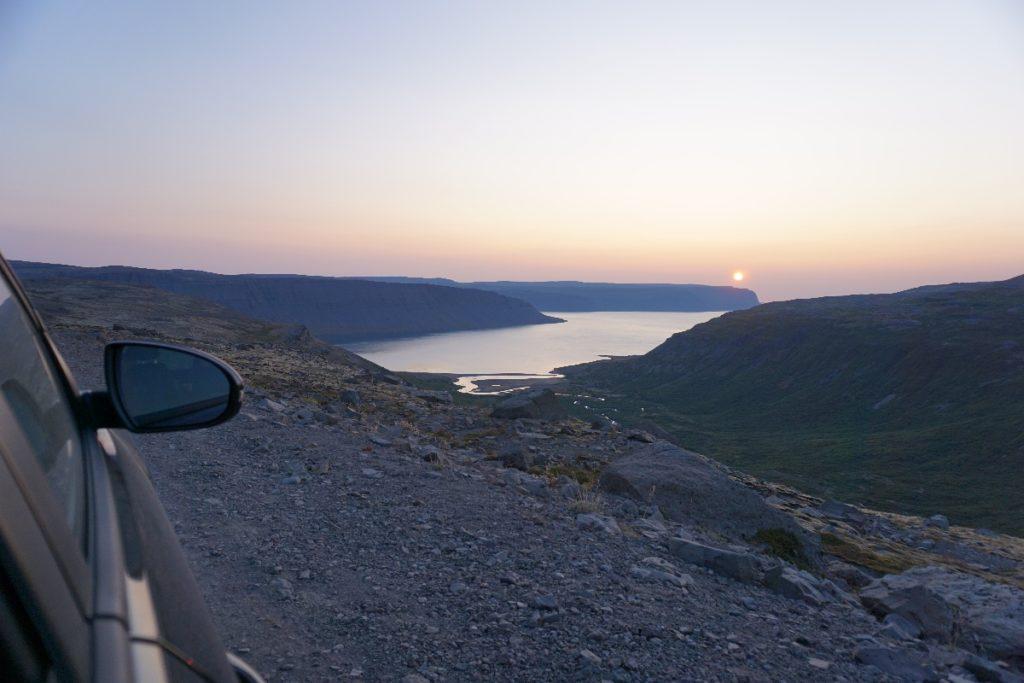 Auto Island Westfjorde