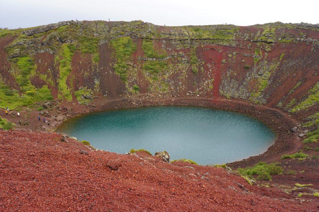 Kerid Krater