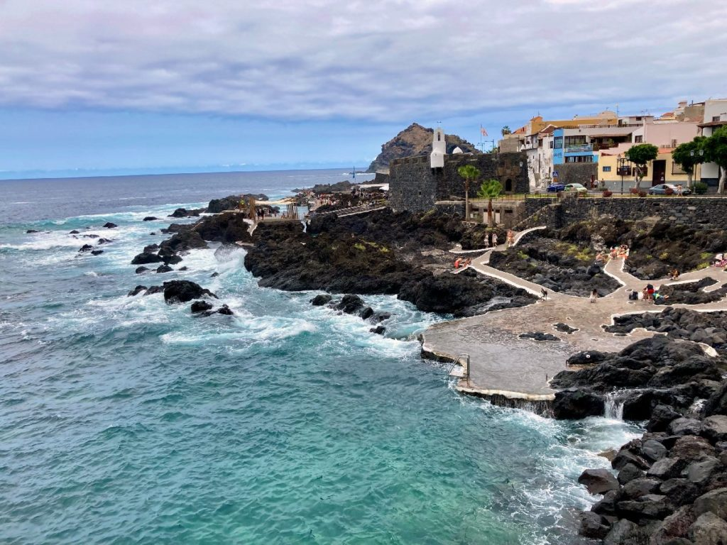 Garachico Inseltour Teneriffa